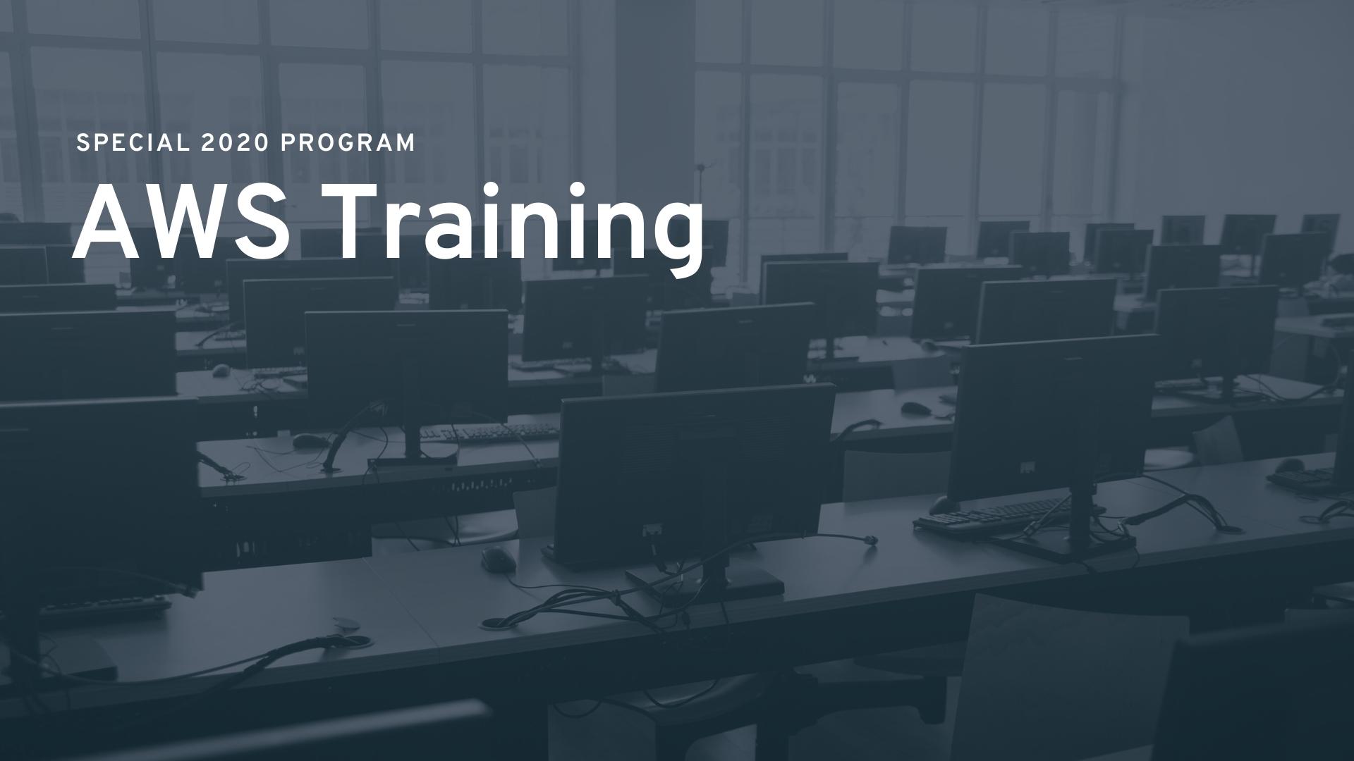 AWS Online Training 2020