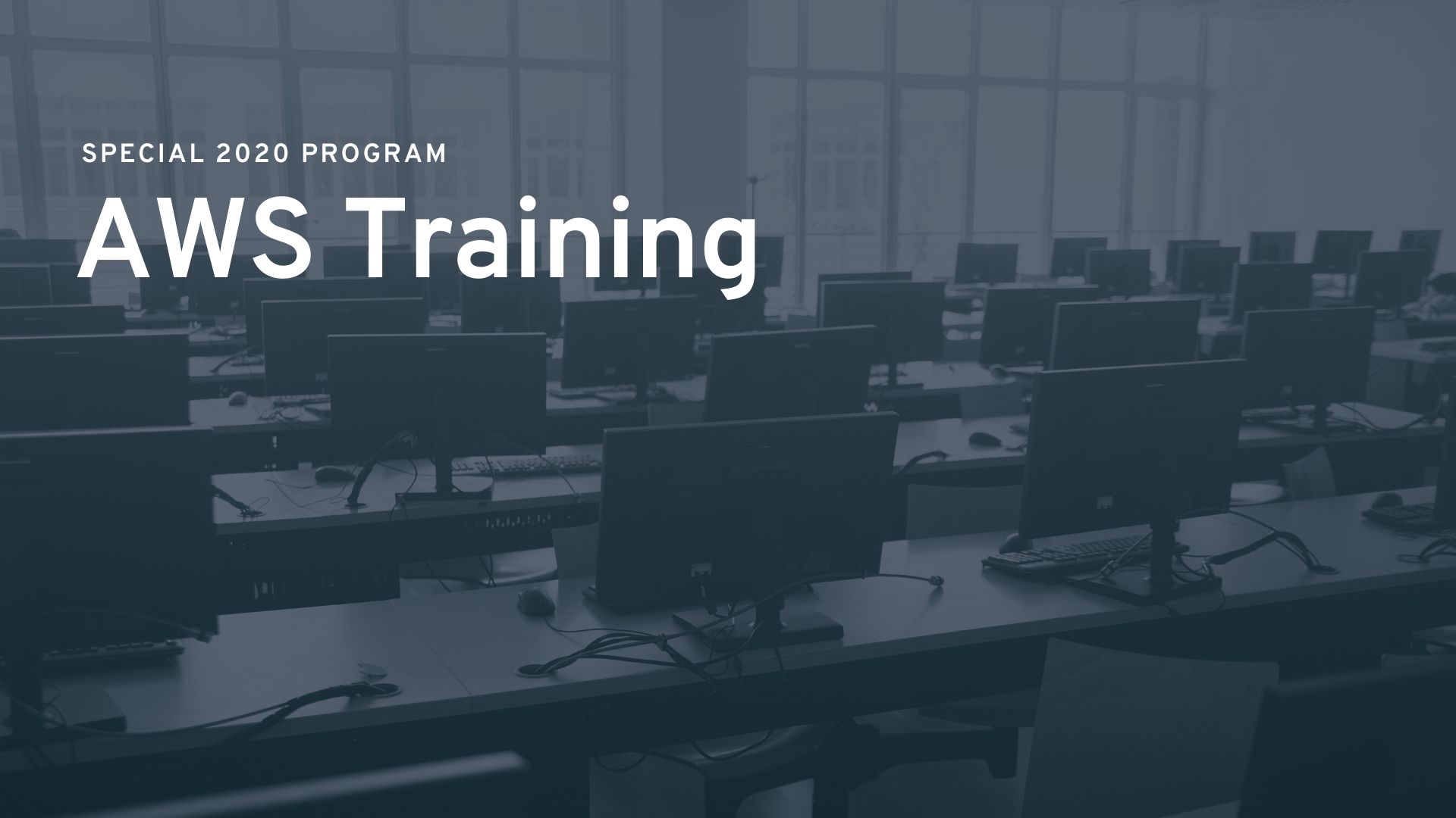 AWS Online Training 2020