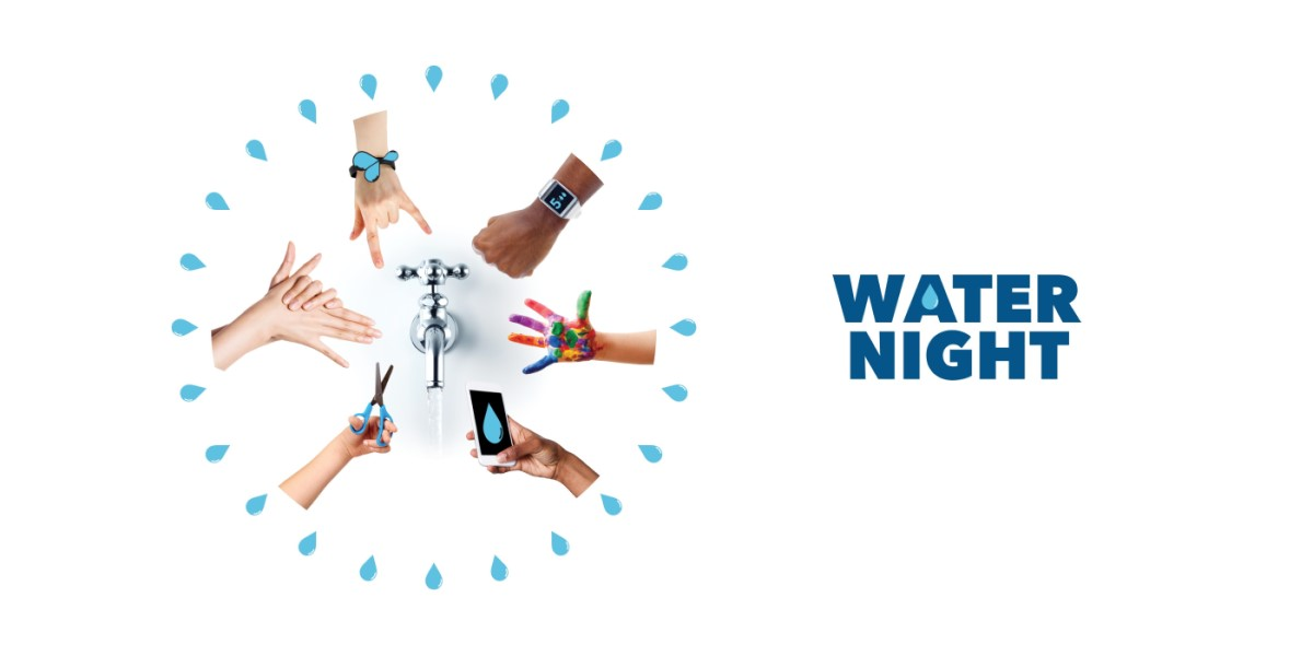 Smart Approved WaterMark launches Water Night on 22 October 2020