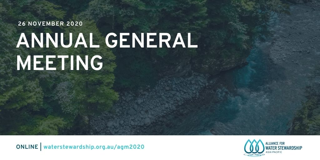 AWS Asia-Pacific Annual General Meeting 2020
