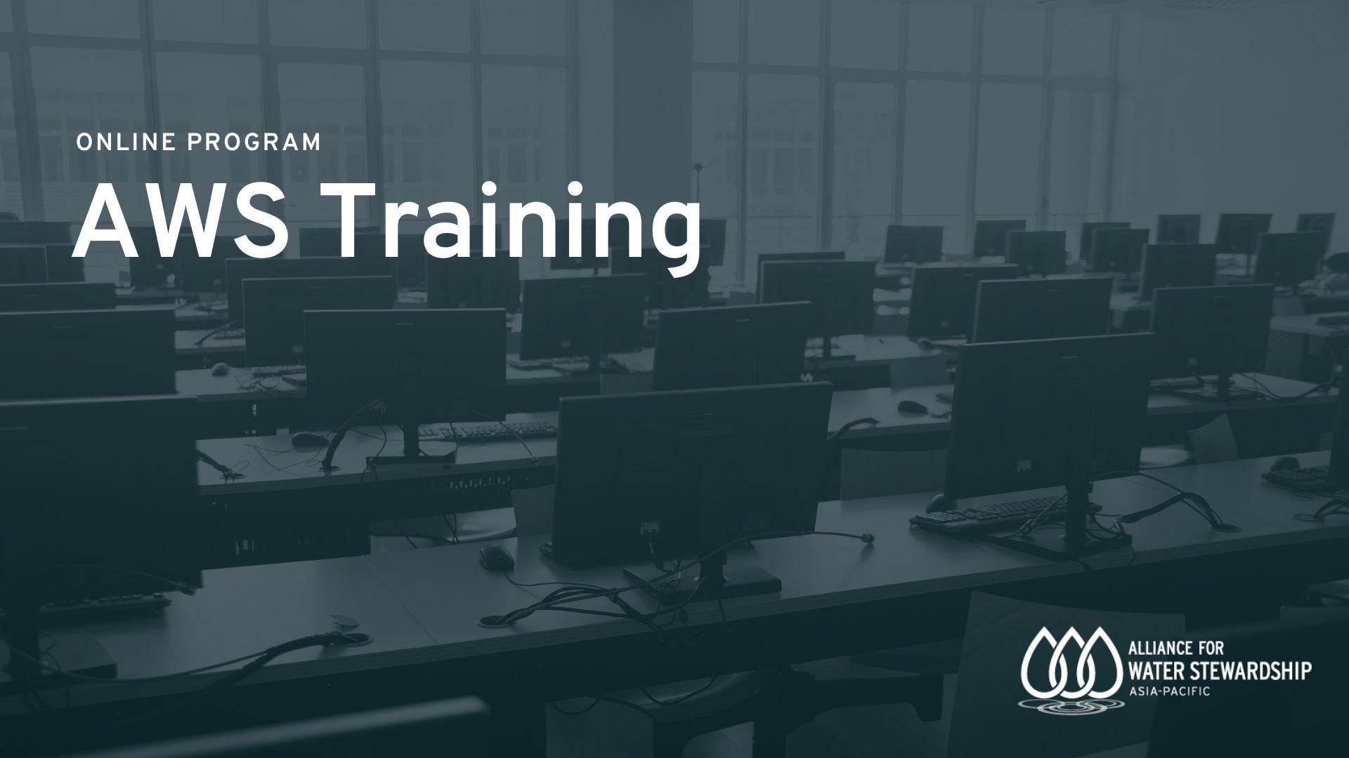 AWS Asia-Pacific Online Training Program