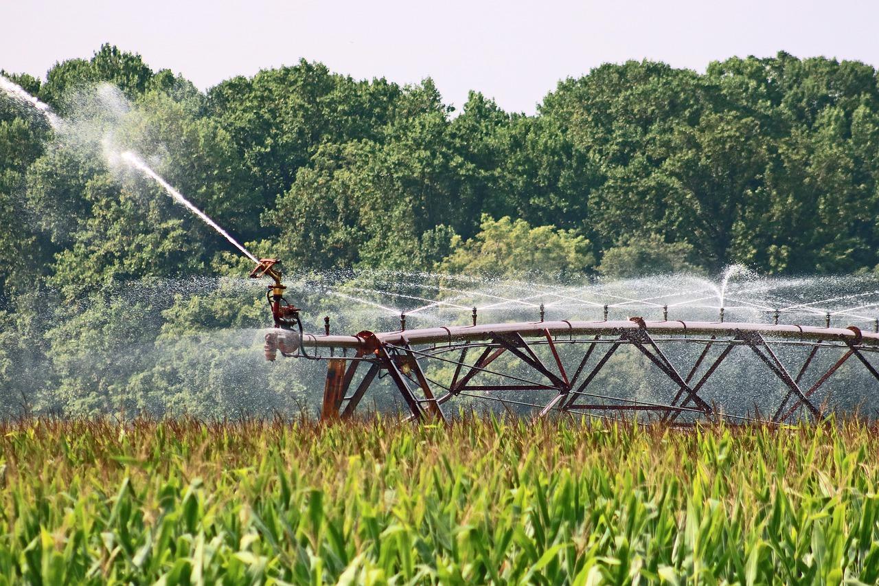 farm, agriculture, irrigation